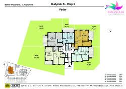 Osiedle Magnolia - Parter - budynek B